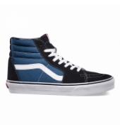 Vans SK8-HI Navy  Bleu/Blanc D5INVY