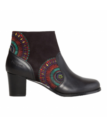 Desigual Bottines Valquira Cris Noir 67AS6B9