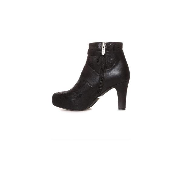 Boots, Bottines Les P'tites Bombes Bottines Audrey Noir