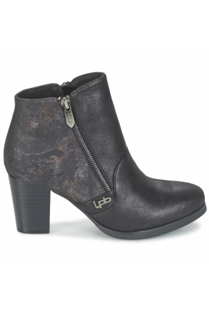 Les P'tites Bombes Bottines 2- Baltimore Noir