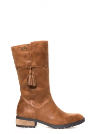Les P'tites Bombes Bottines Everest Camel