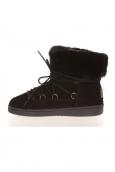 Ilario Ferucci  Boots Rysis Noir