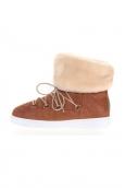 Ilario Ferucci  Boots Rysis Camel