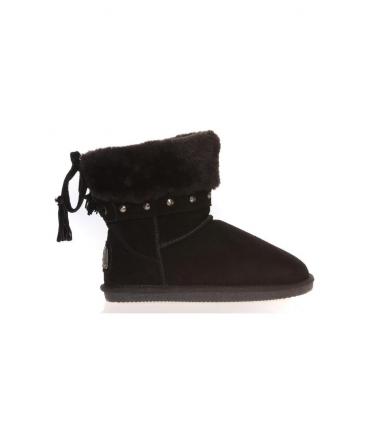 Ilario Ferucci  Boots Rebus Noir
