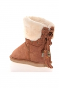 Ilario Ferucci  Boots Rebus Camel