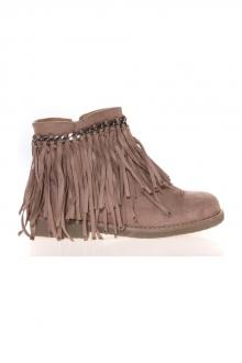 Cassis Côte d' azur Boots Jovany Camel