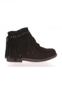 Cassis Côte d' azur Boots Jovany Noir