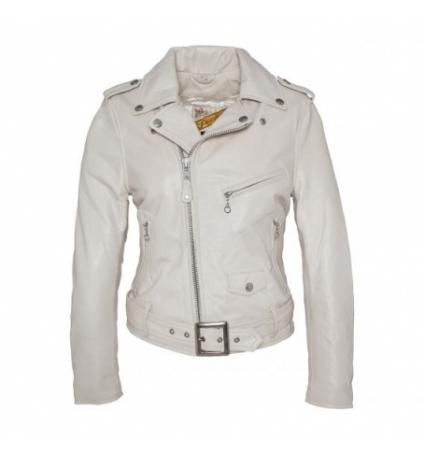 PERFECTO FEMME SCHOTT OFF WHITE LCW8600