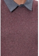 Robe Coquelicot Bordeaux 16204