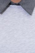 Robe Coquelicot Gris 16204