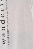 T-shirt Coquelicot Beige 16406