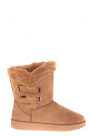 Nice Shoes Boots Camel 35-756