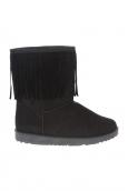 Nice Shoes Boots  Noir XS-09
