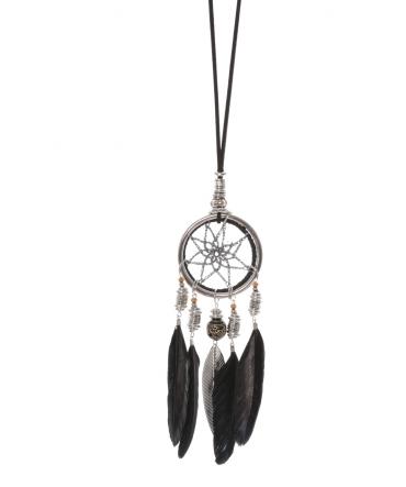 Collier Attrape reves  Fashion Jewelery 103525819 Noir