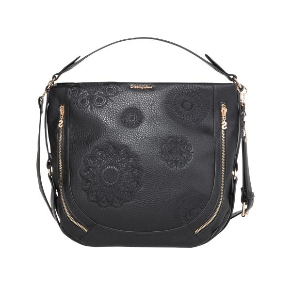 Desigual sac besace marteta new alexa noir 72x9eq6 la - Ventes privees cdiscount ...