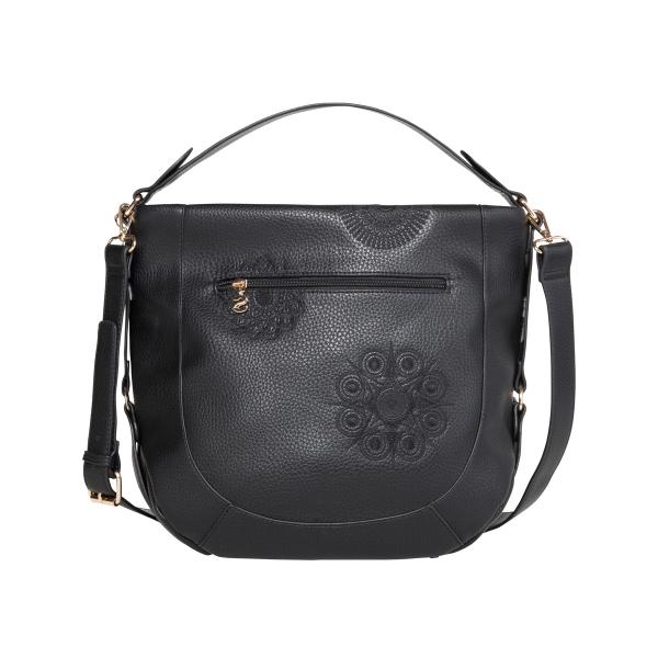 desigual sac besace marteta new alexa noir 72x9eq6 la vitrine de la mode. Black Bedroom Furniture Sets. Home Design Ideas