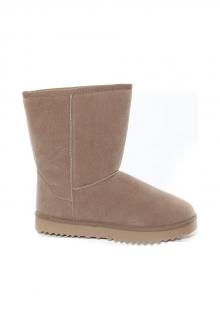 Nice Shoes Boots Beige 32306