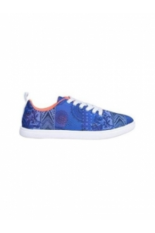 Desigual Basket Shoes_camden Denim Beach 72KSDB9