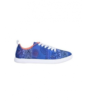 Desigual Basket Shoes_camden Denim Beach 72KSDB9