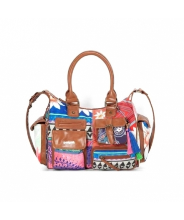 Sac Desigual Bols London Medium Happy Bazar 61X50J9