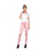 Les Petites bombes Pantalon Slim Regular Vieux Rose S161201