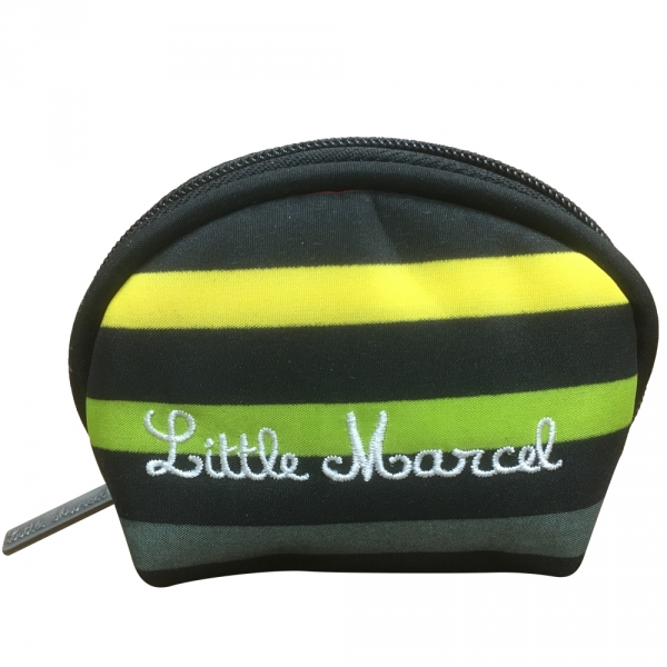 Little marcel porte monnaie noemie vert la vitrine de la mode - Porte monnaie little marcel ...