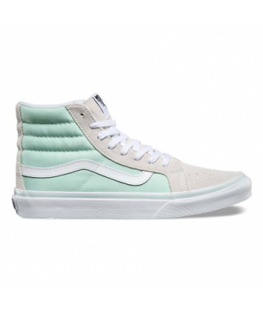 Vans SK8-HI SLIM BAY/T BAY/TRUE WHITE A32R2MQV