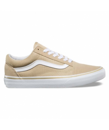 Vans OLD SKOOL PALE KHAKI/TRUE WHITE 0A38G1MQY