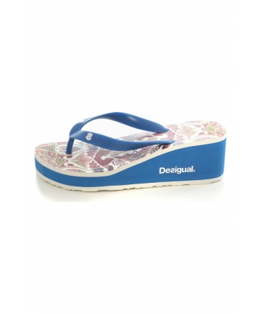 Desigual Shoes_Lola Hearts Bleu 74HSEE0