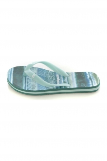 Desigual Shoes_Flip Flop Blue Aquarella 74HSEC0