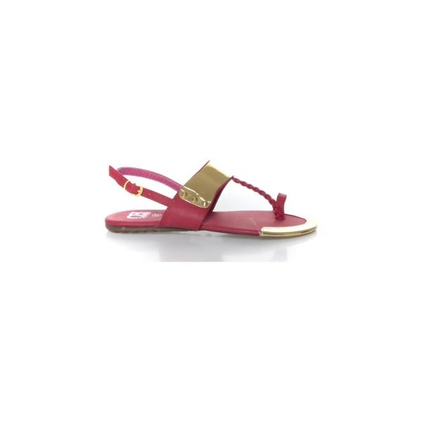 Sandales, nu-pieds Cassis Côte D'azur Sandales Fiduz Fushia