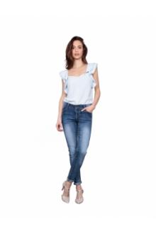 Les Petites bombes Pantalon Skinny Jean S171702