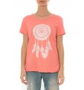 Tee Shirt Rose Cake V
