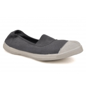 Bensimon Tennis Elastique Gris