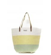 Les Tropeziennes Sac Shopping RAI01-TZ-YELLOW