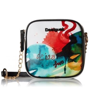 DESIGUAL Bag MEXICO_ PAINTER  52X59A0
