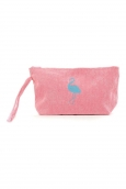Pochette Flamant  Rose