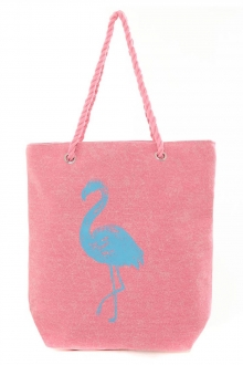 Sac Flamingo Rose