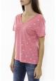 Tee Shirt Zinka Rose signe or KT107