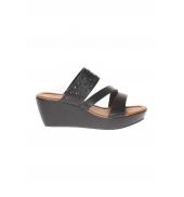 Sandale Compensé  Noir 78-35
