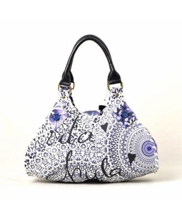 Sac Desigual Blue Sex Bag 30X5043