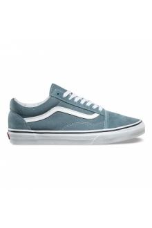 Vans Chaussures Old Skool Goblin BLEU A38G12LJ