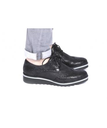 Les P'tites Bombes Chaussure 4-Charleston Noir
