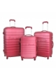 Little Marcel Set de 3 Valises Bloc Rose