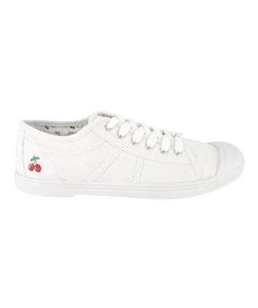 Le Temps des Cerises Basket Basic 02 White