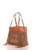 Little Marcel Sac Shopping Victoire Beige VI 01