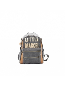 Little Marcel Sac a Dos Victoire Black VI 02