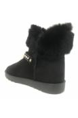 Nice Shoes Boots Noir KB-032