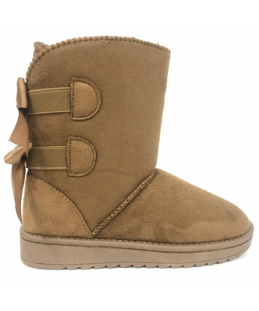 Nice Shoes Boots Camel HF-11