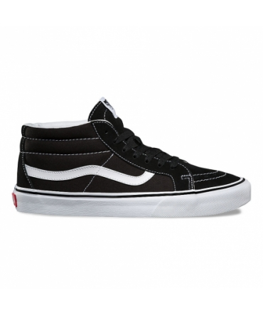 Vans SK8-MID REISSUE BLACK/TRUE WHITE A391F6BT